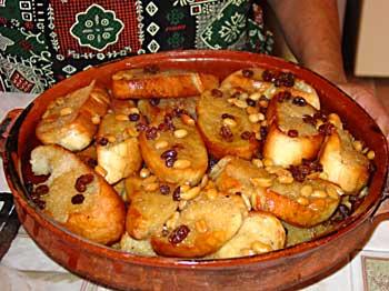 La cocina di vago semana santa comida tipica mexico for Comida semana santa