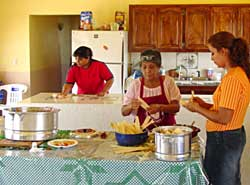 Home Cooking in Northern México Cleanup